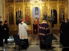 1 Молебан за јединство хришћана у Цркви Св. Благовјештења у Дубровнику