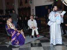 2 Молебан за јединство хришћана у Цркви Св. Благовјештења у Дубровнику