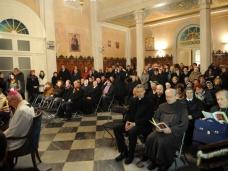7 Молебан за јединство хришћана у Цркви Св. Благовјештења у Дубровнику
