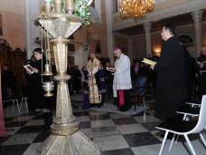 10 Молебан за јединство хришћана у Цркви Св. Благовјештења у Дубровнику