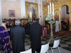 14 Молебан за јединство хришћана у Цркви Св. Благовјештења у Дубровнику