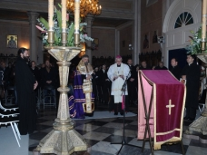 17 Молебан за јединство хришћана у Цркви Св. Благовјештења у Дубровнику