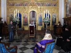20 Молебан за јединство хришћана у Цркви Св. Благовјештења у Дубровнику