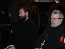 22 Молебан за јединство хришћана у Цркви Св. Благовјештења у Дубровнику