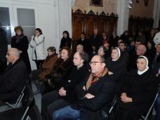 25 Молебан за јединство хришћана у Цркви Св. Благовјештења у Дубровнику
