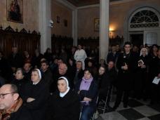 26 Молебан за јединство хришћана у Цркви Св. Благовјештења у Дубровнику