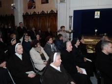 28 Молебан за јединство хришћана у Цркви Св. Благовјештења у Дубровнику
