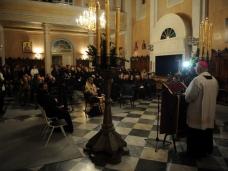 30 Молебан за јединство хришћана у Цркви Св. Благовјештења у Дубровнику