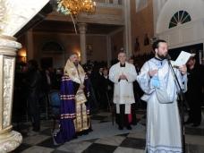 37 Молебан за јединство хришћана у Цркви Св. Благовјештења у Дубровнику