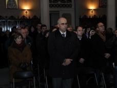 38 Молебан за јединство хришћана у Цркви Св. Благовјештења у Дубровнику