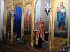 39 Молебан за јединство хришћана у Цркви Св. Благовјештења у Дубровнику