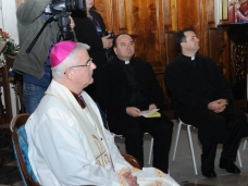 41 Молебан за јединство хришћана у Цркви Св. Благовјештења у Дубровнику