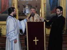 45 Молебан за јединство хришћана у Цркви Св. Благовјештења у Дубровнику