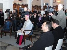 46 Молебан за јединство хришћана у Цркви Св. Благовјештења у Дубровнику