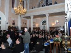 47 Молебан за јединство хришћана у Цркви Св. Благовјештења у Дубровнику
