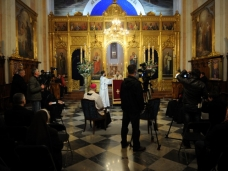 48 Молебан за јединство хришћана у Цркви Св. Благовјештења у Дубровнику