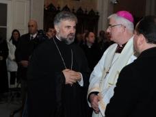 50 Молебан за јединство хришћана у Цркви Св. Благовјештења у Дубровнику