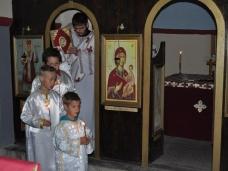 1 Света Литургија у Дувну