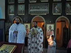 7 Света Литургија у Дувну