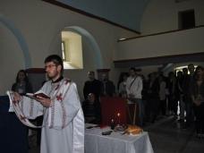 8  Света Литургија у Дувну