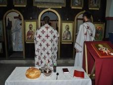 9 Света Литургија у Дувну