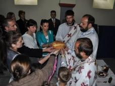 11 Света Литургија у Дувну