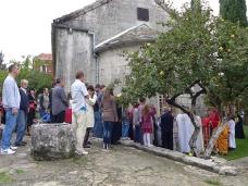 22 Покров Пресвете Богородице у Манастиру Дужи
