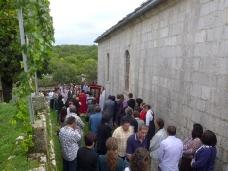 26 Покров Пресвете Богородице у Манастиру Дужи