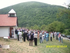 5 Света Литургија у селу Џепи код Коњица