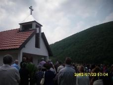 6 Света Литургија у селу Џепи код Коњица