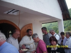 7 Света Литургија у селу Џепи код Коњица