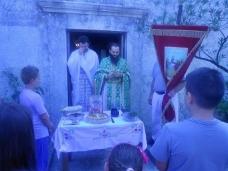 12 Успење Пресвете Богородице – слава храма у Габели