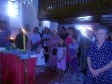 1 Успење Пресвете Богородице – слава храма у Габели