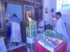 5 Успење Пресвете Богородице – слава храма у Габели