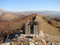 8 Освећење темеља цркве Часног Крста у селу Дражљеву