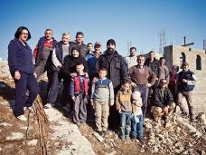 10 Освећење темеља цркве Часног Крста у селу Дражљеву