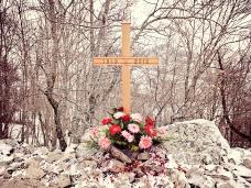 18 Освећење темеља цркве Часног Крста у селу Дражљеву