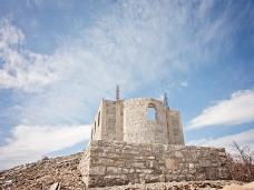 20 Освећење темеља цркве Часног Крста у селу Дражљеву