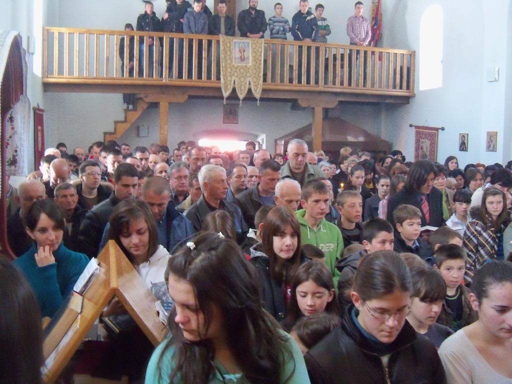 1 Недјеља православља у Гацку