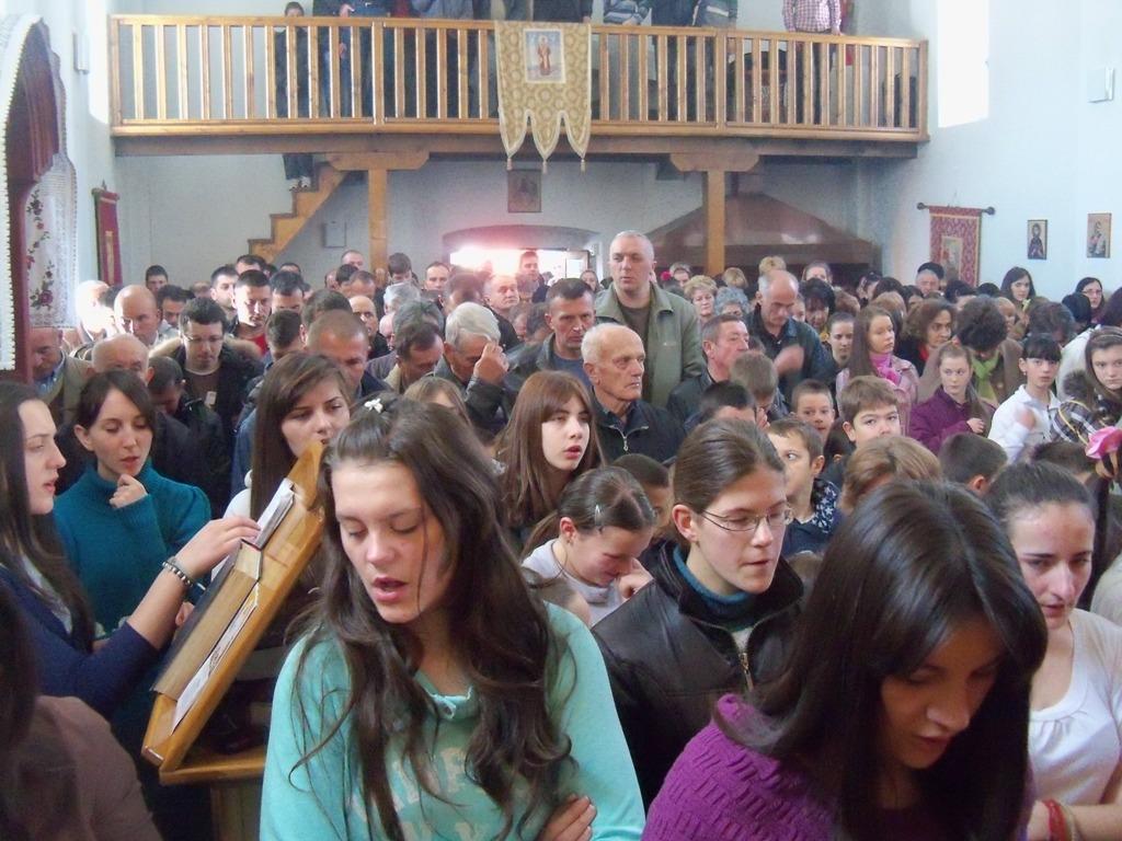 9 Недјеља православља у Гацку