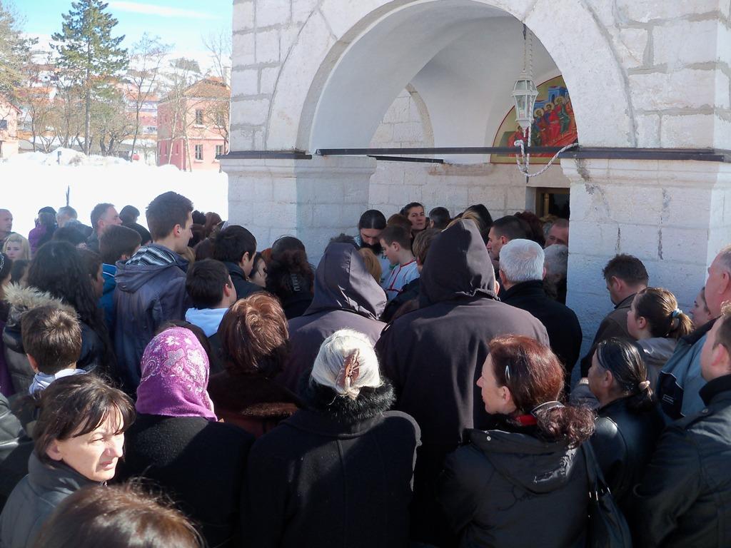 16 Недјеља православља у Гацку