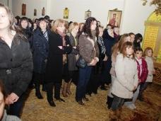 2 Бадње вече и Божић у Саборном храму у Гацку
