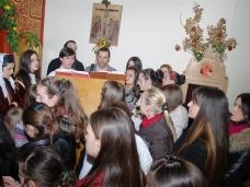 6 Бадње вече и Божић у Саборном храму у Гацку