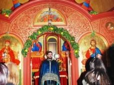 7 Бадње вече и Божић у Саборном храму у Гацку