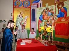 8 Бадње вече и Божић у Саборном храму у Гацку