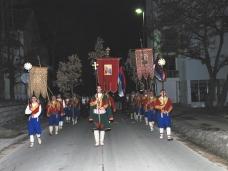 11 Бадње вече и Божић у Саборном храму у Гацку