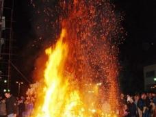 16 Бадње вече и Божић у Саборном храму у Гацку