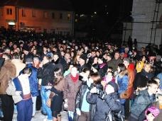 21 Бадње вече и Божић у Саборном храму у Гацку