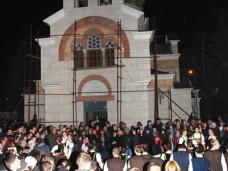 23 Бадње вече и Божић у Саборном храму у Гацку