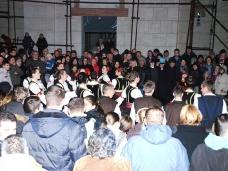24 Бадње вече и Божић у Саборном храму у Гацку